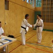 Taekwondo Pertisau: 2. Gürtelprüfung