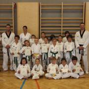 Gürtelprüfung Teakwondo Verein Achensee in Pertisau am Achensee